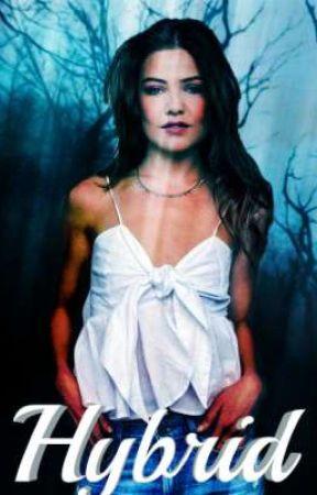 Hybrid |Teen Wolf  by whoarewereally1