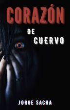 Corazón de Cuervo #FantasyAwards2019 by JorgeSacha