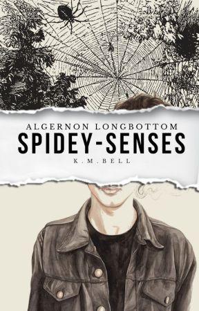 Spidey-Senses ↠ Algernon Longbottom by kmbell92