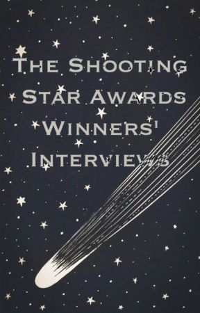 The Shooting Star Awards Winners' Interviews by TheShootingStarAward