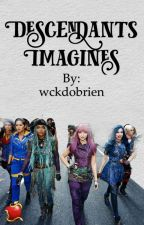 Descendants Imagines by wckdobrien
