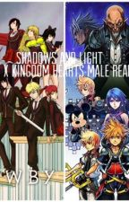 SHADOWS AND LIGHT (RWBY X KINGDOM HEARTS MALE READER) by The_Forgotten_One205