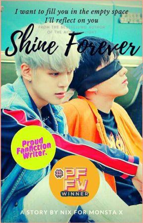 SHINE FOREVER [BLIND LOVE: KIHYUK, SHOWKI, KIHO, HYUNGKI] by phoenix11park