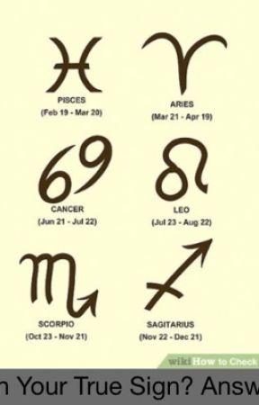 Zodiac signs - Types of dogs - Wattpad