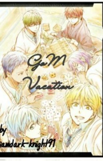 GoM Vacation (Generation of Miracles x reader)