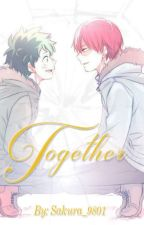 Together [TodoDeku] #PlusUltra19 by Sakura_9801