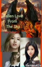 Fallen Love From The Sky (Sana x Reader) by BlackHood234