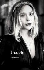 trouble | edward nygma by -insomniacc
