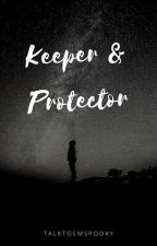 Keeper and Protector \\ Joshler by talktoemspooky
