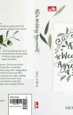 "CETAK ULANG NOVEL  ""WEDDING AGREEMENT"" by ginandthecat"