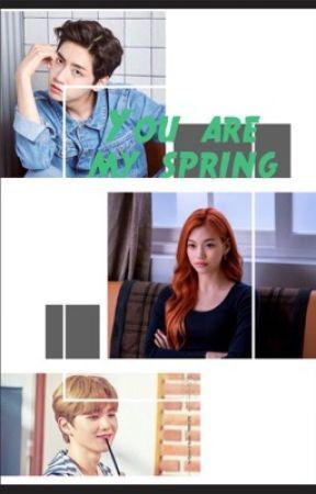 You are my Spring | LJH & KDY by akiraita18
