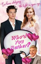 Who'd You Rather? || Harry Styles AU by lisavslisa