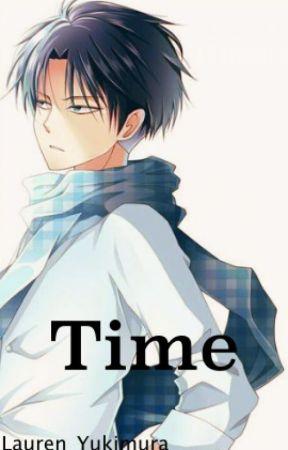 Time - Levi x Reader MODERN FanFic by Lauren_Yukimura