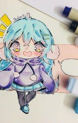 Tranh vẽ nhảm nhí của bạn Ka