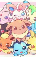 Ask & Dares The Eeveelutions by minhhoang2092004