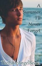 A summer I'll never forget (bxb) by TheLittleAngelBecca