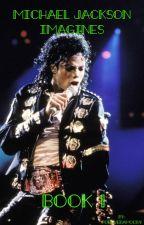 Michael Jackson Imagines by foreveramoony