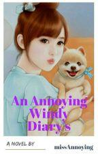 An Annoying Widow Diary's by Eeeewy