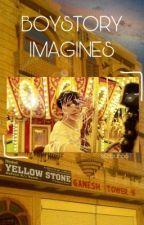Boystory Imagines by ZiBuHao
