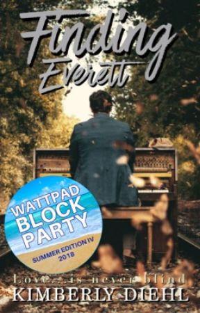 Finding Everett | ✔️ by KimberlyWritesBooks
