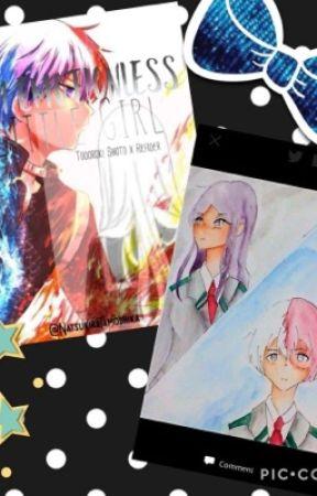 My Emotionless Little girl (Todoroki x reader) - Chapter 1 - Wattpad