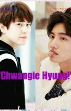 """Chwangie Hyung!!"" by SHIMKYUMIN"