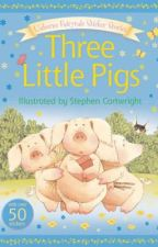 The Three Little Pigs by xCrotchTrout_