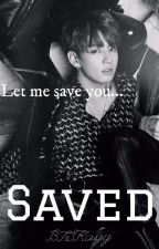Saved || Jungkook x Reader ff by mykooksie