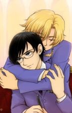 Tamaki X Kyoya  by Spideypool0032