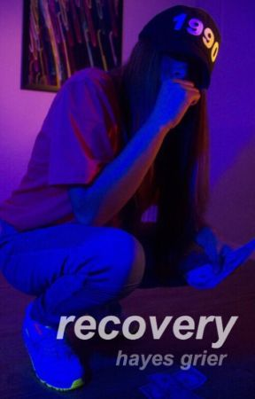 recovery ✧ h. grier by -aestheticbieber