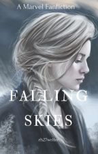 Falling Skies | Marvel | L. Laufeyson by rh27writer