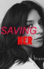 Saving her \jenzie🌹 by hazelrxse