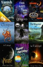 My Stories A-Z by elveloy