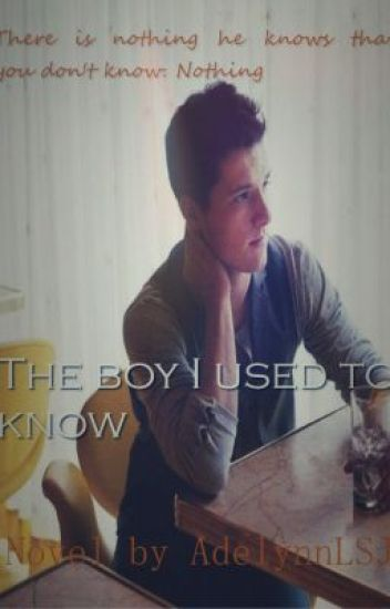 The Boy I Used To Know ( A Josh Hutcherson FanFic)