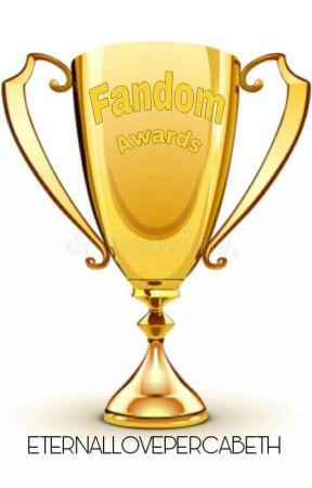 Fandom Awards ETERNALLOVEPERCABETH by ETERNALLOVEPERCABETH