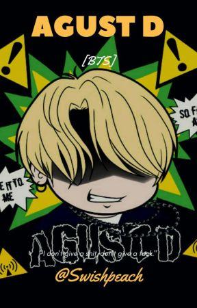 AGUST D [BTS] by Swishpeach