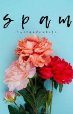 Positive Attitude → Spam Book by -TheFandomLife-