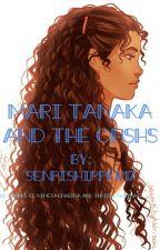 Mari Tanaka and the Ouran High School Host Club ~ OHSHC by SenpiShipper17