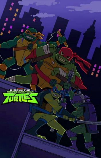 Rise Of The Tmnt X Reader