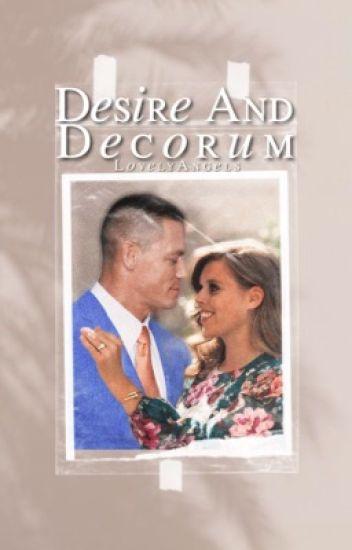 Desire and Decorum | British Royal Family
