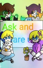Dare and Ask 2 by Issgo137