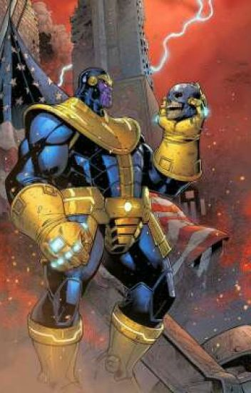 Revenge From the Weilder of the Gauntlet - Abused Thanos