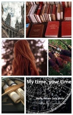 Harry Potters Twin sister (Fred Weasley Love story) - Laly - Wattpad