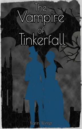 The Vampire of Tinkerfall (Elysium #3) by inkwellheart