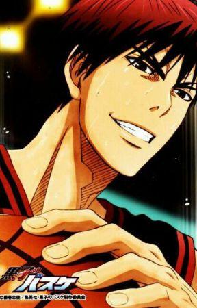 Taiga Kagami x uke! Male Reader by cureheart333