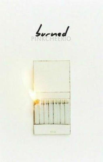 Burned // Larry Stylinson AU