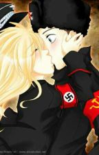 THE ETERNAL FORBIDDEN LOVE ( male soviet x female nazi ) by Georgy-Kirov