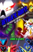 50+ Questions/Facts On Beyblade Burst by Bisexual_Offspring
