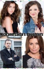 Nick and Carla's daughter (Coronation St by humancentipede2000