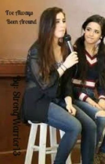 I've Always Been Around (Camren)
